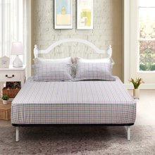 【送枕套】雅兰家纺床笠 100%全棉面料 床垫保护套 格调生活