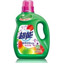 T超能植翠低泡洗衣液(鲜艳亮丽)NC1(3.5L)