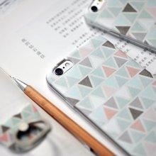 冇心 原创文艺iphone6 plus苹果手机壳支架礼品套装彩色三角