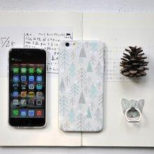 冇心 原创文艺苹果手机壳礼品套装 iphone6s plus 杉树系列