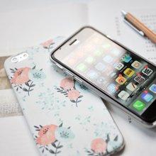 冇心良品  原创文艺iphone6/plus苹果手机保护壳礼品套装花朵系列