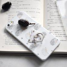 冇心良品 刺猬苹果手机壳礼品套装 iphone6 plus原创文艺