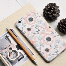 冇心良品苹果手机保护套 iphone6 plus 礼品套装 蝴蝶花朵
