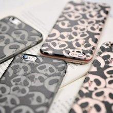 冇心良品 原创苹果手机壳 指环支架iphone6礼品套装可爱熊猫
