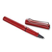 德国LAMY凌美狩猎系列宝珠笔签字笔 红色(2支)
