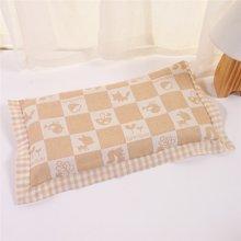 威尔贝鲁 婴儿宝宝枕头 儿童定型枕 新生儿加长枕 防偏头0-1-3岁