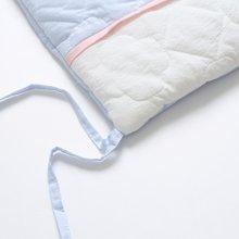 蒂乐爱丽舍系列全棉防撞床围三件套