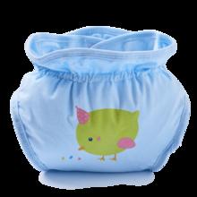 蒂乐婴儿尿布裤防水透气可洗新生儿宝宝隔尿裤防漏裤夏季布尿裤