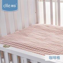 蒂乐婴儿纯棉床笠儿童婴儿床全棉新生儿单件床单宝宝床上用品