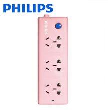 飞利浦(PHILIPS) 3孔位1.8米插座插排插线板接线板 电源插座板SPS2320X/93