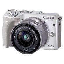 佳能(Canon)EOS M3(EF-M 15-45mm f/3.5-6.3 IS STM) 微型单电套机