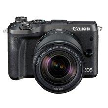 佳能(Canon)EOS M6(18-150mm)微型可换镜数码相机