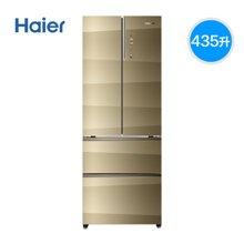 Haier/海尔 BCD-435WDCAU1卡萨帝四门干湿分储435升WIFI无霜变频冰箱