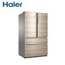 Haier/海尔卡萨帝(Casarte)BCD-728WDCA 728升 变频法式多门冰箱(金色布伦斯 风冷无霜 涡流动态杀菌)