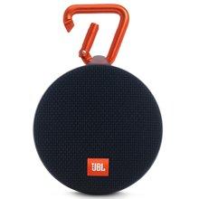 JBL Clip2 音乐盒2 蓝牙便携音箱 音响 户外迷你小音响 音箱 防水设计 高保真无噪声通话