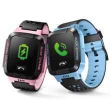 小天才电话手表Y03快充版儿童定位智能手表 星际黑