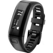 达宝恩 佳明(GARMIN)vivosmart HR 黑色 智能光学心率手环心率实时监测自动睡眠监测来电提醒运动蓝牙手表计步器