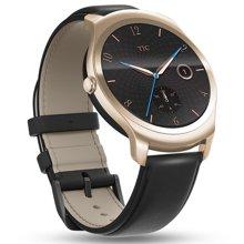 达宝恩 Ticwatch2智能手表经典蓝宝石屏系列语音手势交互蓝牙3G通话手表GPS定位计步测心率