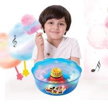 迪士尼棉花糖机儿童香飘飘升级版家用DIY电动手工制作过家家玩具 米奇款