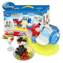 迪士尼冰雪奇缘儿童雪糕机冰淇淋机家用冰激凌冰雪水果机玩具 米奇款