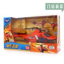 伟易达 变形恐龙二代 速龙 可变形恐龙 飞机玩具 变形玩具  80-141418 (适合3-8岁)