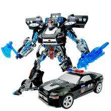 锦江变形玩具之擎天战警(13寸中国警车)8816C