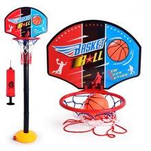 小才童儿童篮球架可升降室内外投篮玩具运动体育玩具篮球架塑料JY2223A23SY