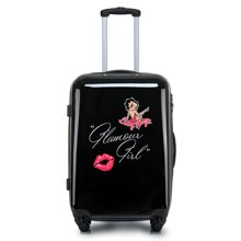 芃拉拉杆箱旅行箱万向轮登机箱男女28寸行李箱托运箱LQ11005140LQ