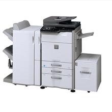 夏普SF-S461N高速数码复合机(主机+第二供纸底柜MX-DE12+MX-FN10鞍式装订器+走纸连接组件MX-RB22)(1)