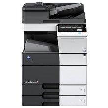 柯尼卡美能达bizhub458(主机+双面器+双面送稿器+工作台+PDF编辑软件)
