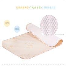 威尔贝鲁 防水透气可洗月经垫 彩棉婴儿隔尿垫 新生儿宝宝床垫