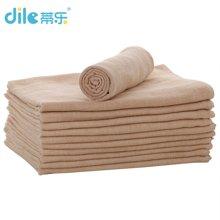 蒂乐 婴儿彩棉尿布10条装