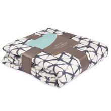 aden+anais美国品牌扎染系列婴儿竹棉梦乡盖被宝宝抱毯