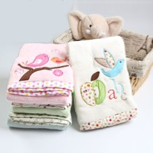Marvelous Kids儿童毛毯珊瑚绒小毯子办公室午睡毯膝盖毯宝宝空调毯