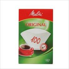 美乐家(melitta)咖啡滤纸100 (40片装)