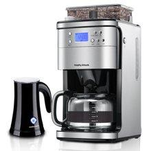 摩飞(Morphyrichards)MR4266咖啡机 全自动磨豆 家用办公室咖啡壶
