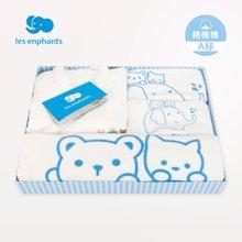 丽婴房寝具 男女童全棉浴巾礼盒 婴幼儿舒适浴巾礼盒