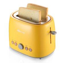 Bear/小熊多士炉DSL-606 多士炉烤面包机早餐机加宽卡槽防卡保护