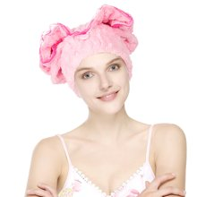 米菲姣兰 吸水性好 加厚长绒超细纤维款式多样干发帽