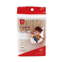 菲尔芙卡袋装棉签(木棒)(2*200支)