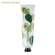 Nature Republic纳益其尔(自然护肤乐园)手与自然鳄梨护手霜 30ml
