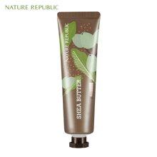 Nature Republic纳益其尔(自然护肤乐园)手与自然乳木果油护手霜 30ml