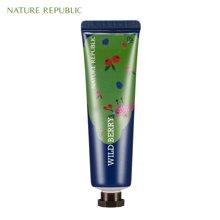 Nature Republic纳益其尔(自然护肤乐园)手与自然野莓护手霜 30ml