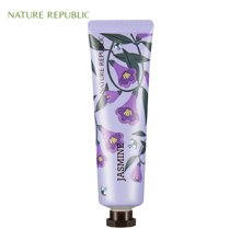 Nature Republic纳益其尔(自然护肤乐园)手与自然茉莉花护手霜 30ml