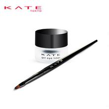 KATE 凯朵  特浓持色眼线胶 光泽黑(附专用笔刷)