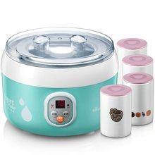 Bear/小熊酸奶机SNJ-560 全自动不锈钢陶瓷4分杯酸奶机