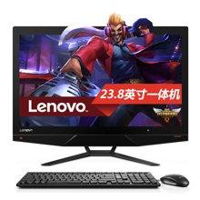 联想(Lenovo)AIO 700-24 23.8英寸大屏 家用娱乐办公一体机电脑 酷睿I3-6100 4G内存/1T机械硬盘+128G固态硬盘/2G独显 23.8英寸高清屏