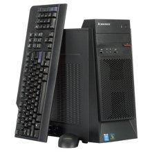 联想 启天 M4550 商用台式电脑(I3-4170 4G 1T 集显 DVD光驱 原装win7正版系统) 标配主机(无显示器)