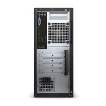 戴尔(DELL)成就3660-R33N8 商用家用台式电脑整机(i3-6100 4G 1T 无光驱 内置WIFI 三年上门 硬盘保留 Win7)台式机+21.5英寸戴尔原装显示器