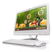 联想一体机(Lenovo) AIO300-20   20英寸家用办公 一体机电脑  I3-6100 4G 500G 1G独显  白色/黑色2色可选